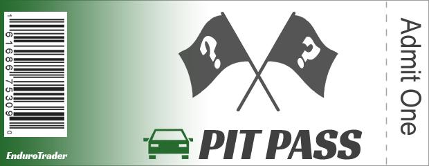 EnduroTrader Pit Pass Series